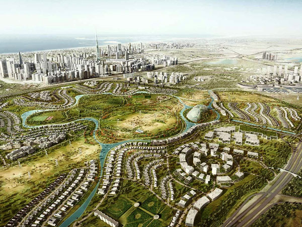 Mohammad Bin Rashid City District One