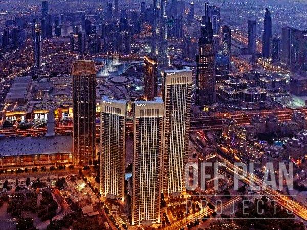 Downtown Views 1