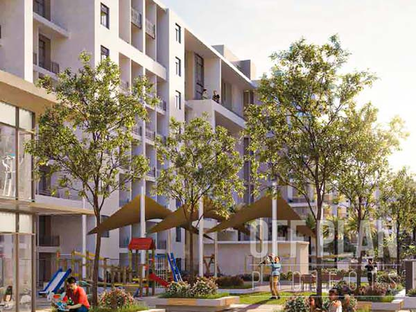 Parkside Rawda Apartments